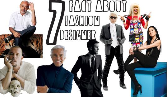 7 Fact About 7 Fashion designer