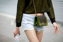 Little-moss-green-Chanel-bag